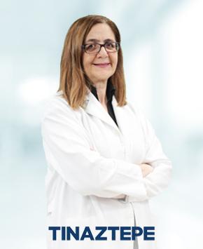 Chief Physician Assistant Prof. Dr. Çiğdem Kuzucu